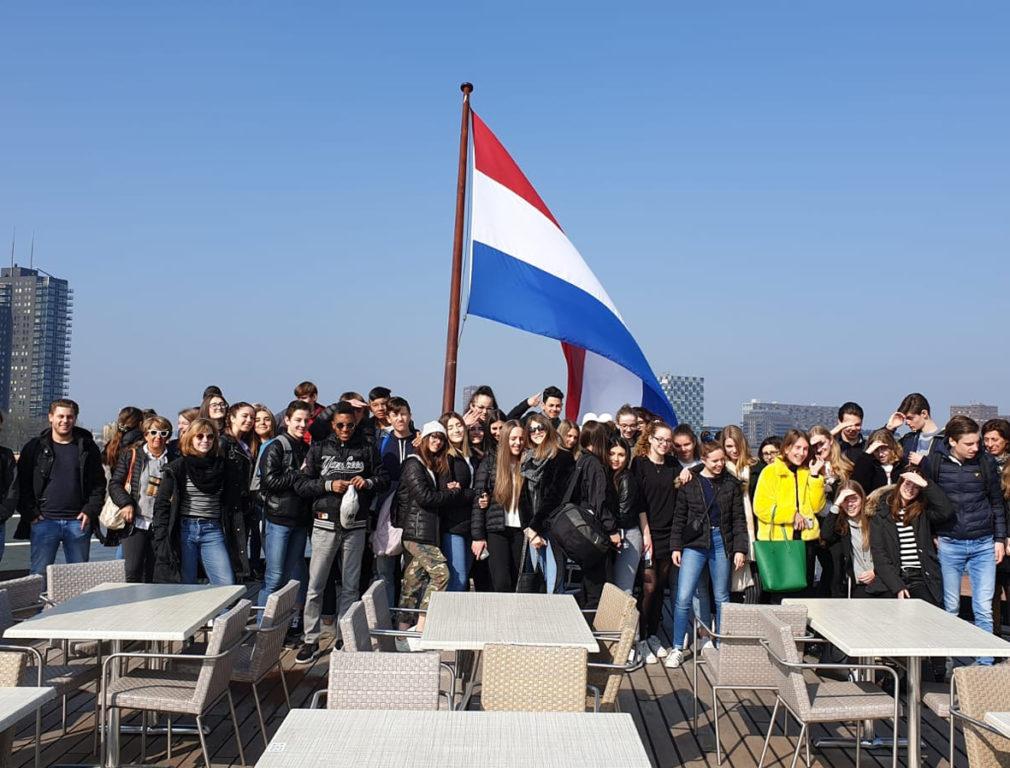 Avigliana, gli studenti del Turistico del Galilei in Olanda