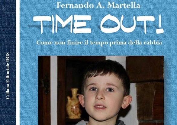 """Giaveno, Fernando Martella presenta il suo ultimo libro, """"Time Out!"""""""