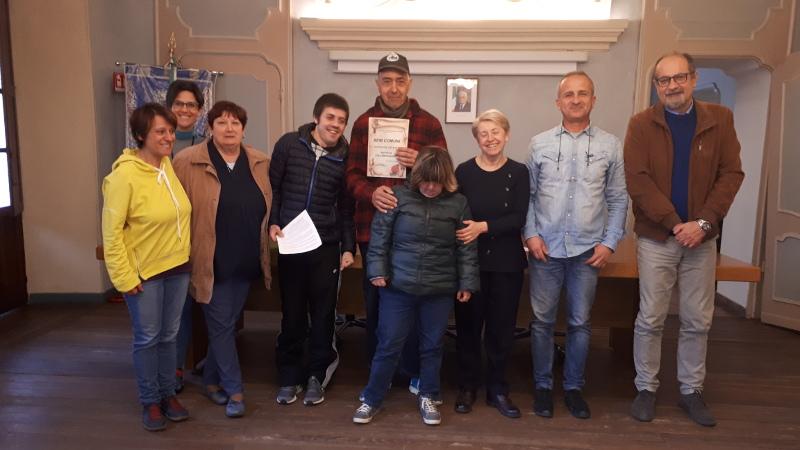 S.Antonino, persone con disabilità volontarie in Biblioteca