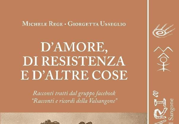 Giaveno, Giorgetta Usseglio e Michele Rege presentano il loro ultimo libro