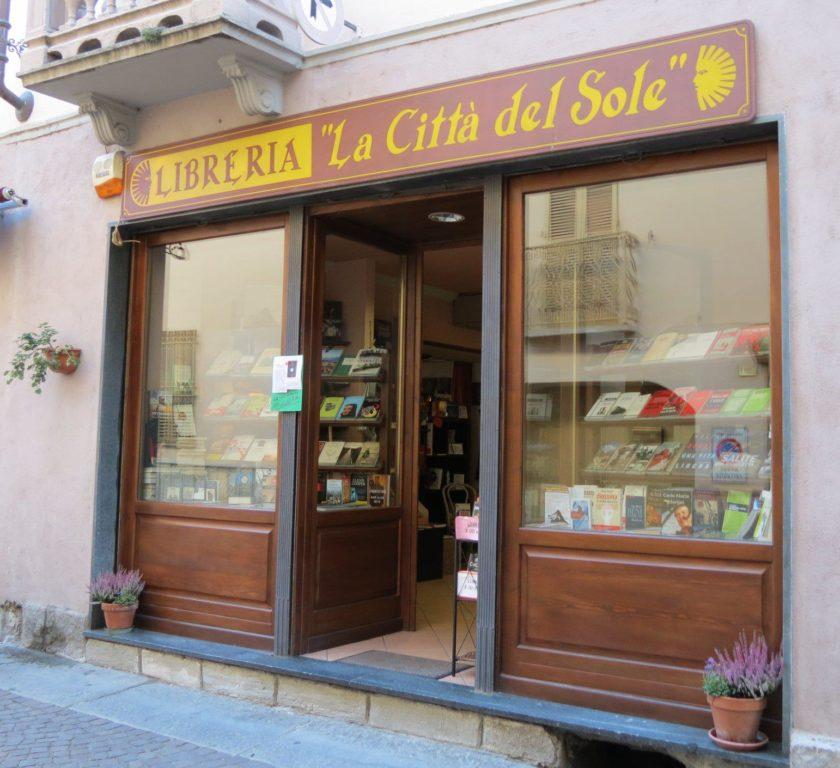 """Bussoleno, la libreria """"La Città del Sole"""" compie dieci anni"""