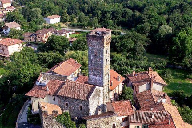 Il Ricetto di Almese sul percorso dei Castelli e delle Dimore Storiche della provincia di Torino