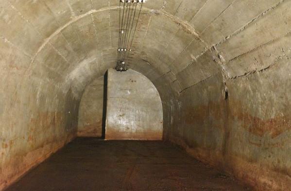 Visite guidate al rifugio antiaereo di Sant'Antonino