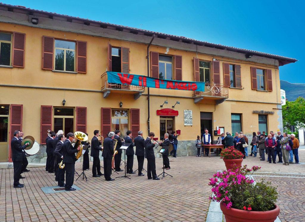 Cooperativa di Villar Dora, annullata la festa del Primo Maggio