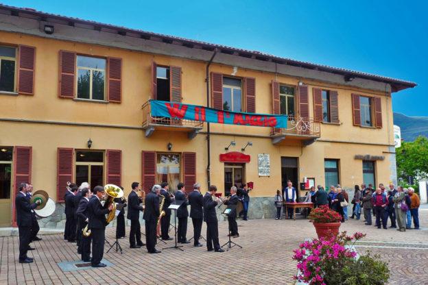 Villar Dora, festa del 1° maggio e assemblea della Società Cooperativa