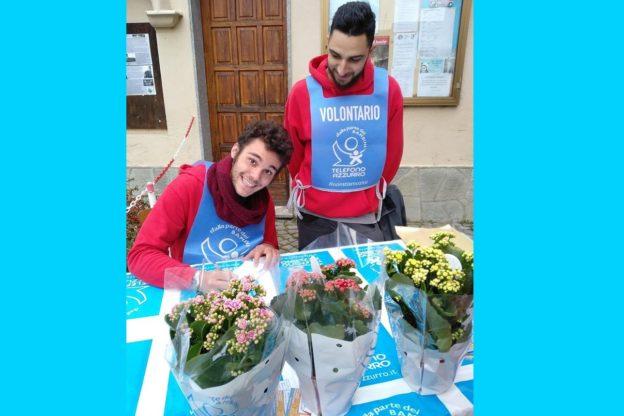 I giovani di Caselette, Brione e Val Della Torre per il Telefono Azzurro