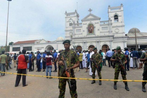 La vicinanza di Papa Francesco alle vittime degli attentati in Sri Lanka