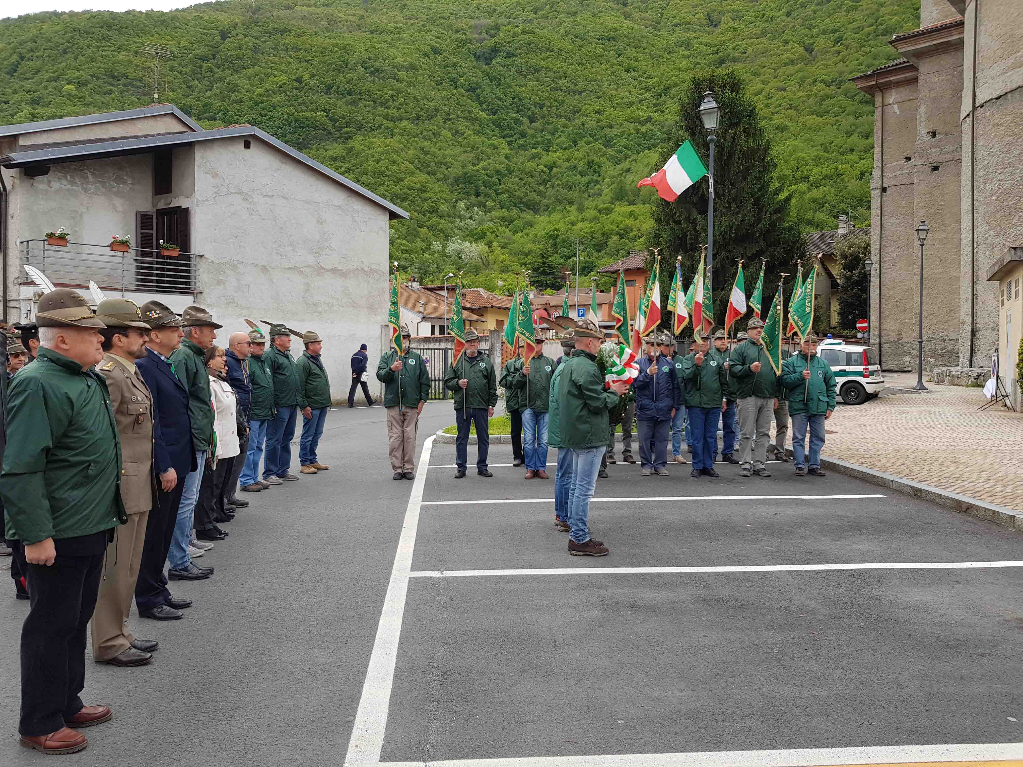 90 anni Alpini Vaie