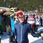 Bardonecchia, Alessia Timon lascia lo sci agonistico
