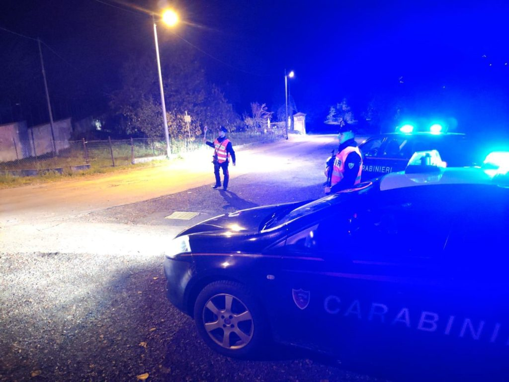 Valsusa, i Carabinieri fermano un automobilista con un tasso alcolemico record
