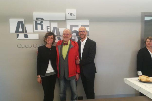 Giaveno, Guido Castagna ha inaugurato il nuovo Laboratorio del Cioccolato