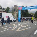 Scritte NO TAV cancellate al Lys prima del passaggio del Giro D'Italia