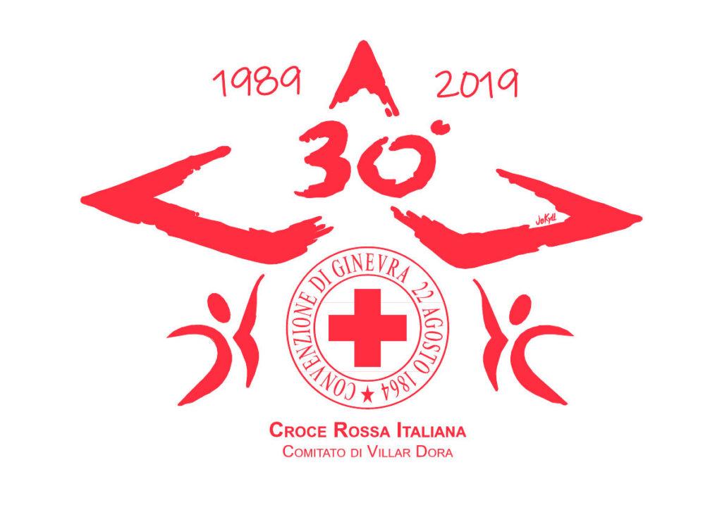 Festeggiamenti per i 30 anni della Croce Rossa di Villar Dora