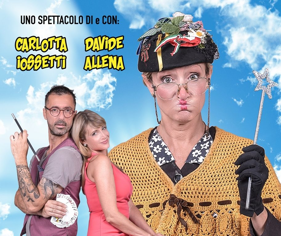 Sangano, sabato 11 maggio arriva il cabaret di Magna Sciò