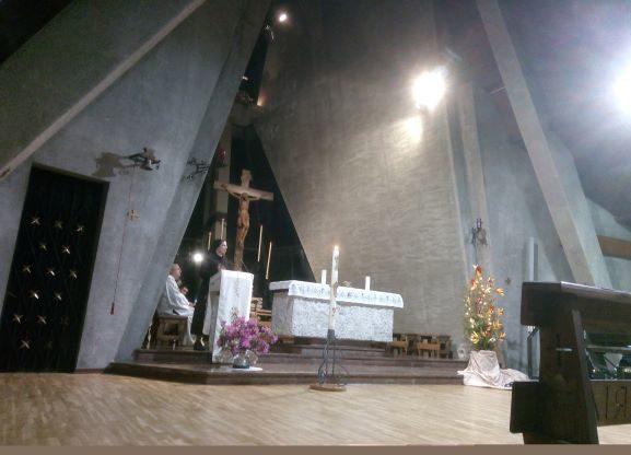 Al Santuario di Mompantero si è svolta la veglia per le vocazioni