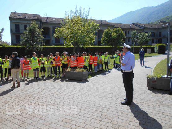S.Antonino Educazione Stradale - parla il curatore del progetto vigile Salvatore Urso.jpg