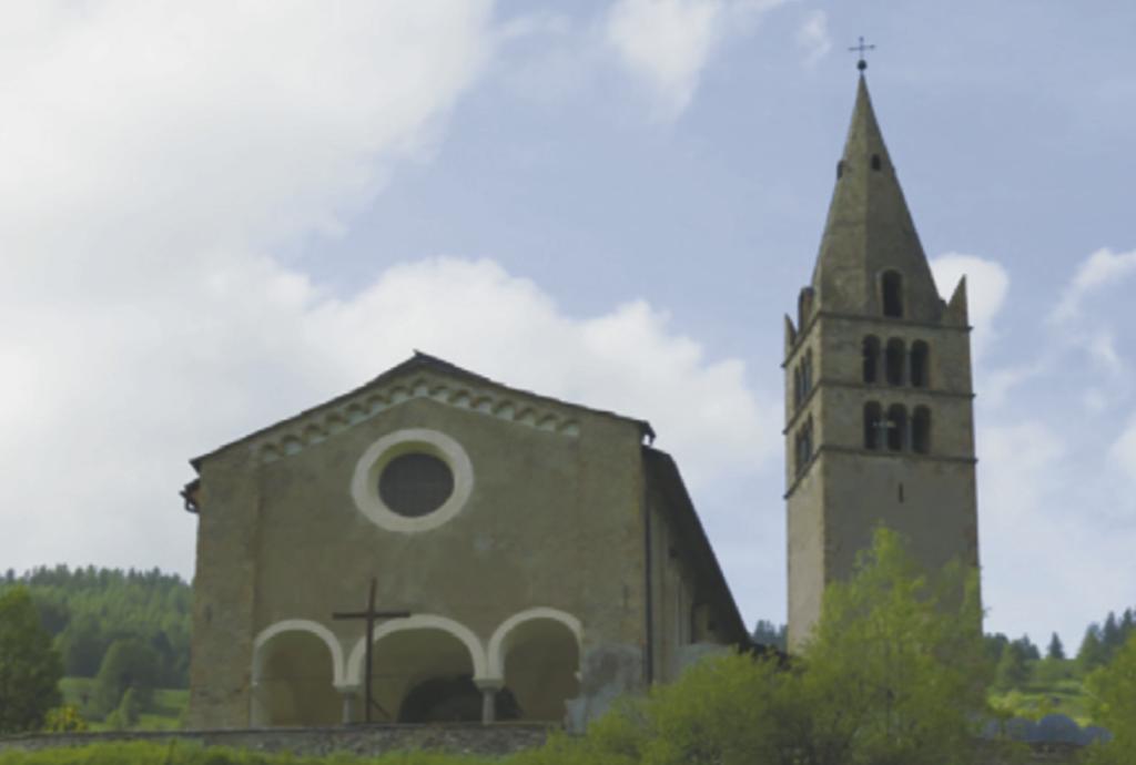 Sauze di Cesana. Festa di San Restituto