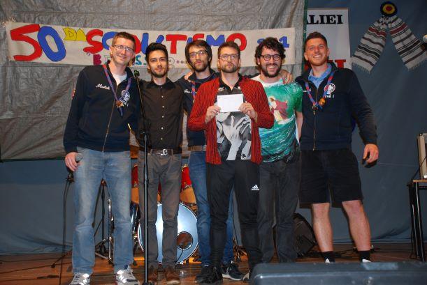 Susa, con il Gruppo Scout 50 anni degni di… note