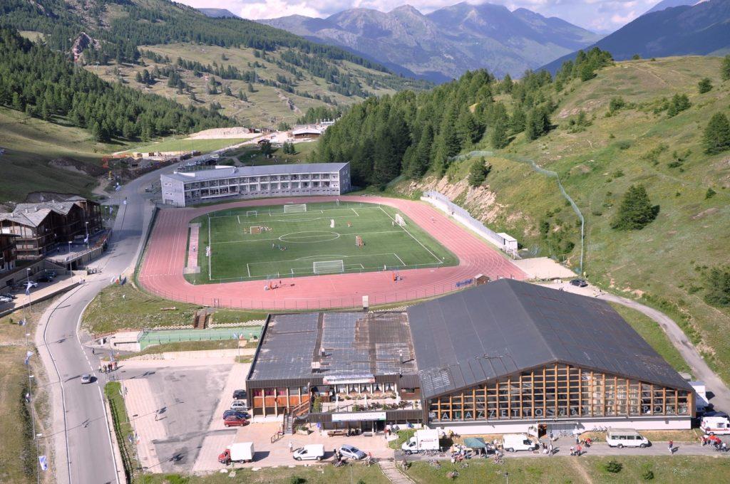 Un centro sportivo di qualità per Sestriere