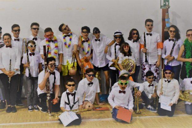 La Banda giovanile in concerto a Bruzolo