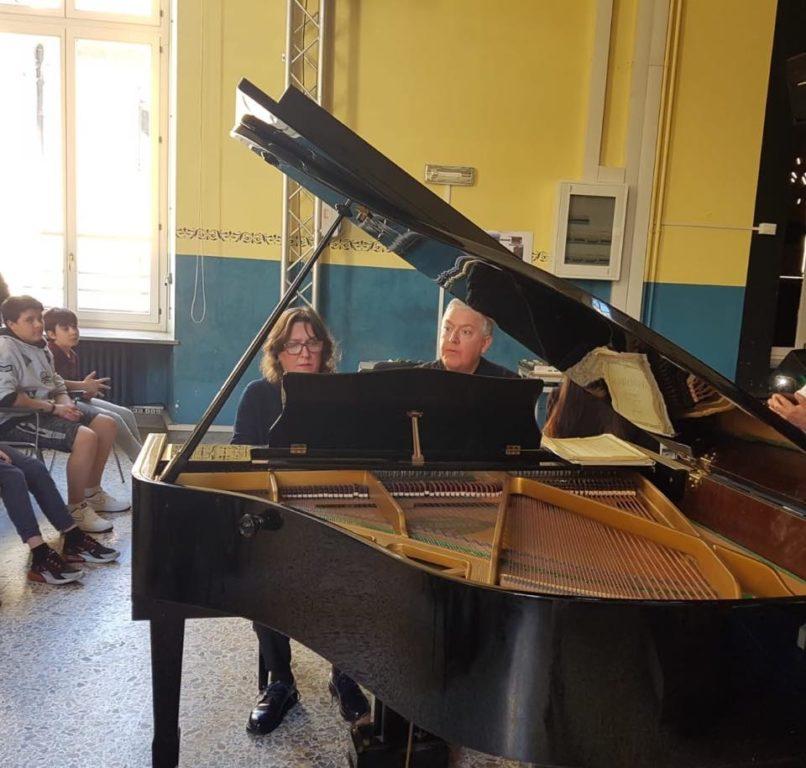 Avigliana, il Duo Fuga in concerto venerdì 24 maggio