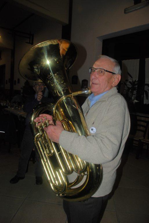Un concerto per i 90 anni del maestro Giuseppe Ravetto