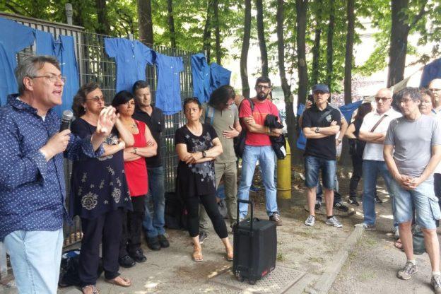 Giovedì presidio davanti alla Savio di Chiusa San Michele contro 33 licenziamenti
