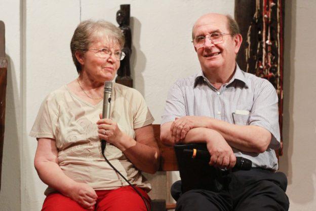 Il Sermig piange Maria Cerrato, moglie di Ernesto Olivero