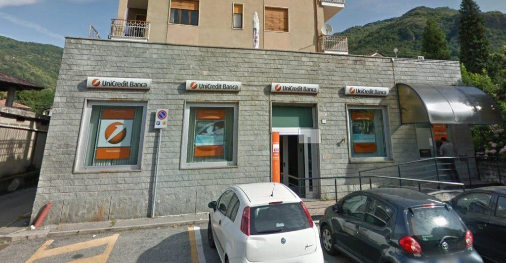 Condove, rapina all'Unicredit sventata dai Carabinieri. Cinque arrestati