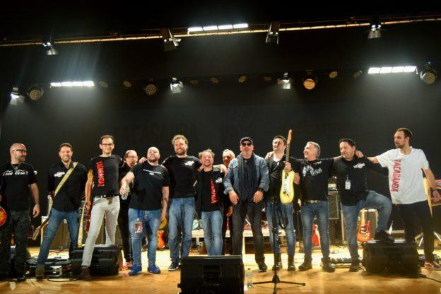 Settenote: l'ultima serata con le coverband di Vasco e Ligabue