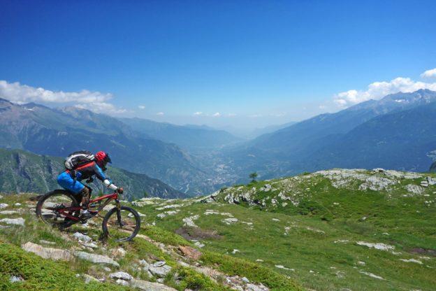 """""""Terre del Moncenisio"""", la nuova rete di sentieri per mtb in Val di Susa"""