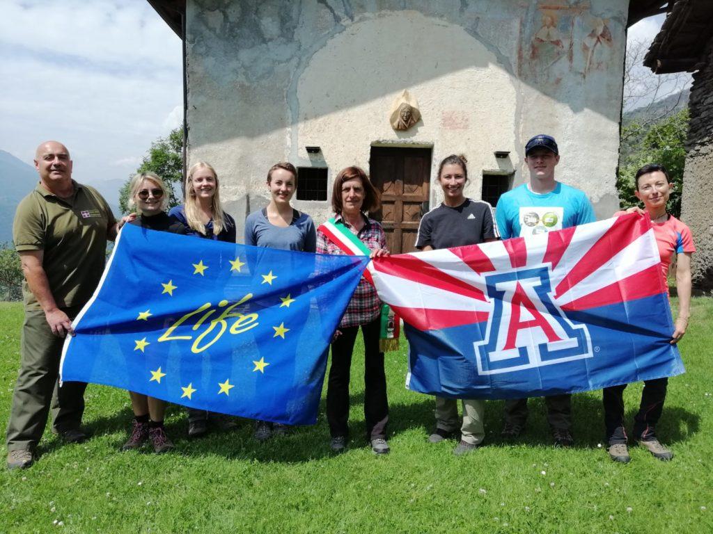 L'Università dell'Arizona e la Val di Susa insieme per la biodiversità