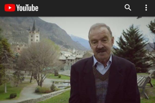 Quando Carlo Ravetto raccontava le scuole di borgata valsusine – Video