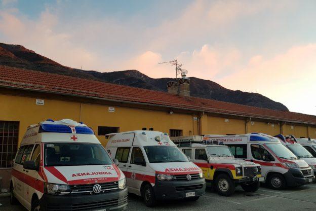 L'ultimo desiderio di un malato esaudito dalla Croce Rossa di Susa
