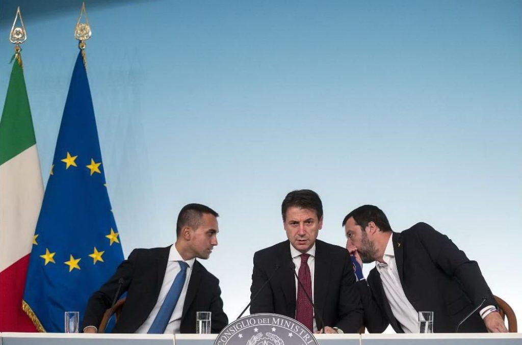 Conte e i… conti con l'UE
