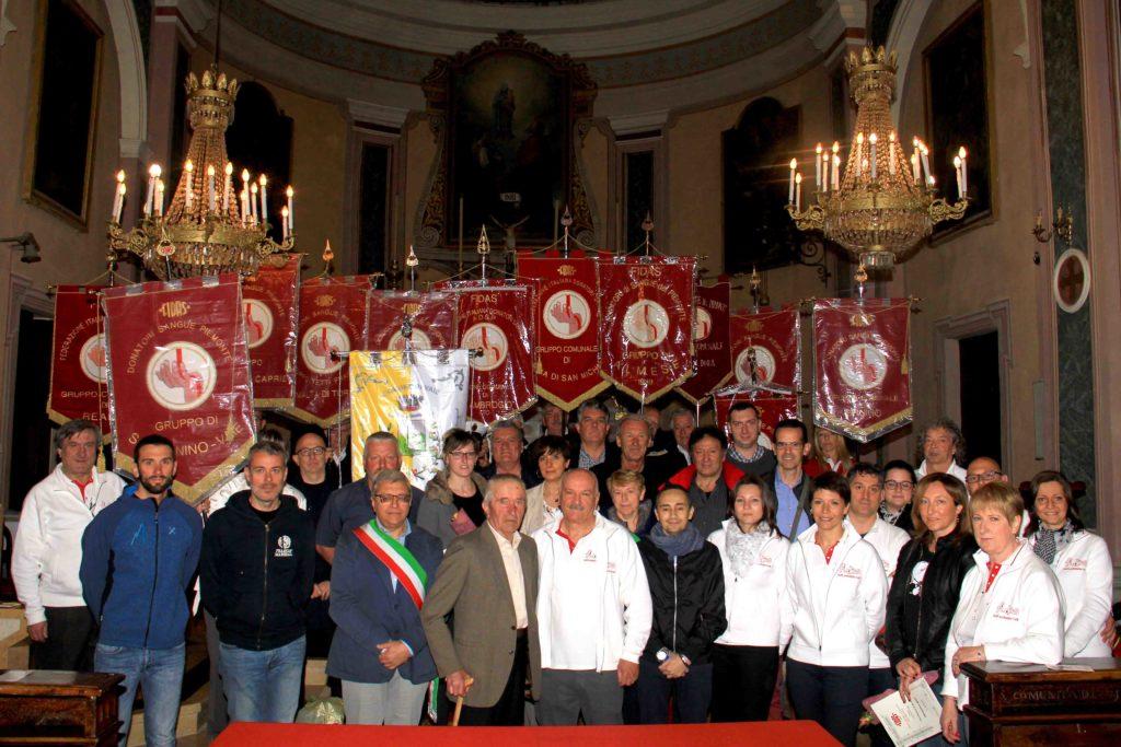 Fidas S.Antonino-Vaie in festa: il programma per i 60 anni del gruppo