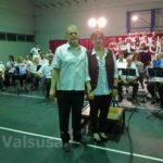 I maestri Sergio Merini e Stefania Borello