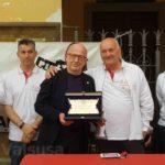 Il presidente Fidas S.Antonino-Vaie Flavio Ricchiardone (a destra) con il presidente Fidas Adsp Giovanni Borsetti