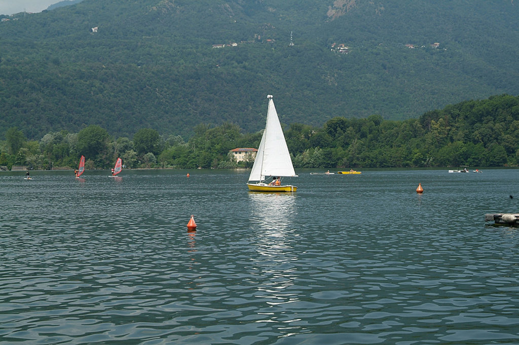 """Il Lago Grande di Avigliana ha conquistato """"5 vele"""""""