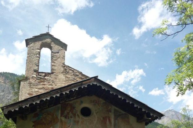 "A Bardonecchia due luoghi sacri visitabili via ""app"""