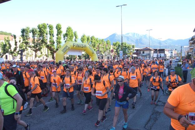 Successo per la Francigena Valdisusa Marathon: le emozioni di una partecipante