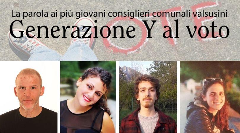 Valsusa Giovani: generazione Y al voto, la parola ai più giovani consiglieri comunali valsusini