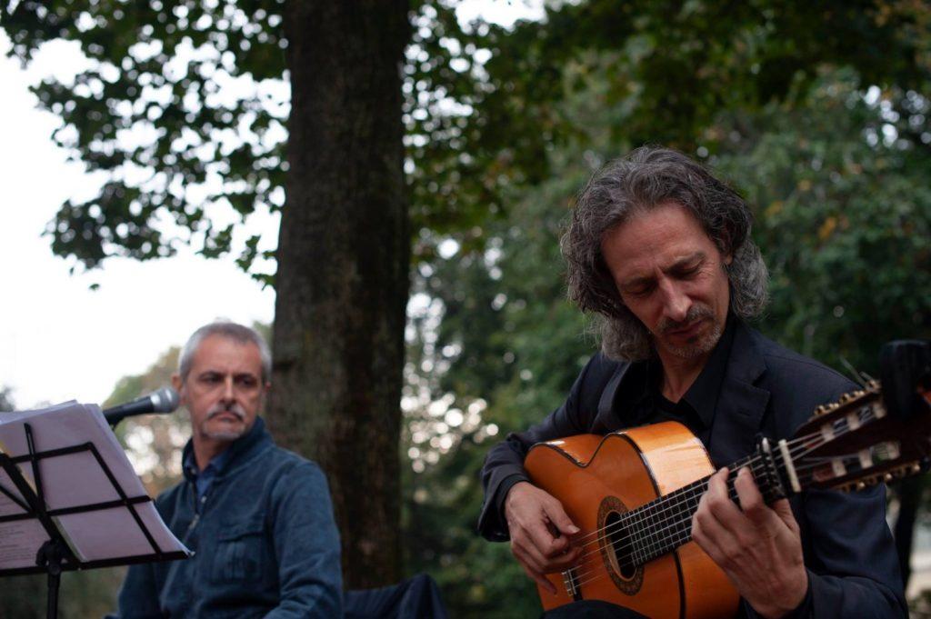 A Giaveno un reading musicale con sonorità flamenche