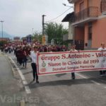 Sfilata 60 anni Fidas Sant'Antonino-Vaie