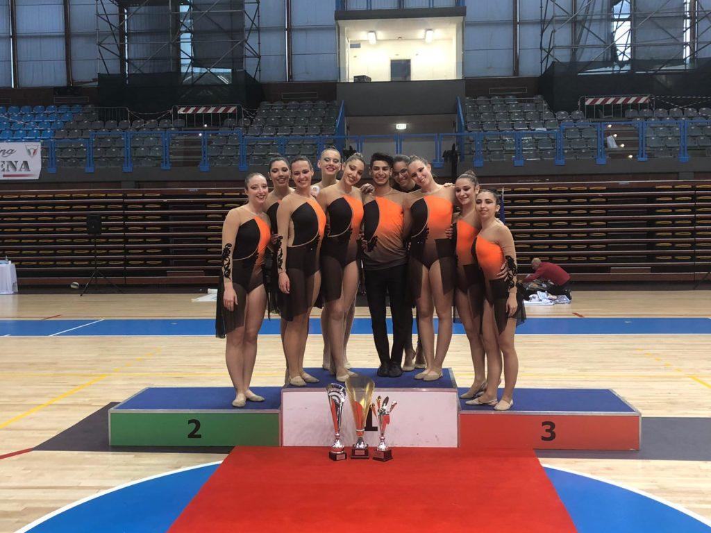 Lo Sports Club Sangano si prepara a conquistare l'Europa