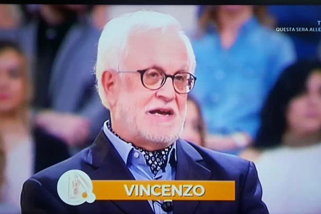 Da Giaveno a Roma, Enzo Aiello a Forum