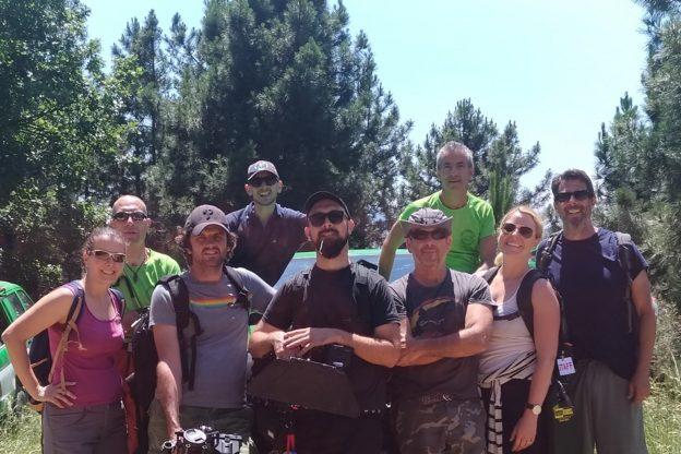 Da Los Angeles alla Val di Susa per Discovery Channel