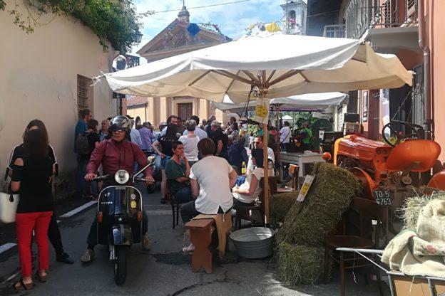 La Buffa di Giaveno in festa per San Giovanni Battista
