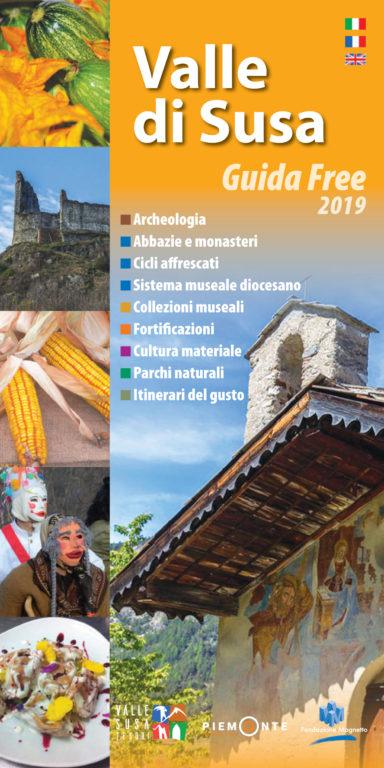 Pubblicata la guida free 2019 dedicata alla Valle di Susa