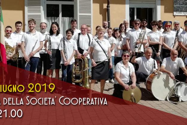 Musica in piazza con la Banda di Villar Dora
